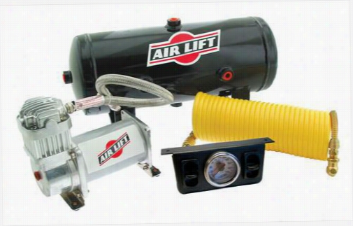 AirLift On Board Air Compressor Kit 25572 Leveling Compressor Kits