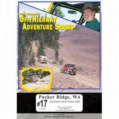 Sidekick Off Road Off-Highway Adventure Series DVD DVD-017 Rick Russell Off-Highway Adventure