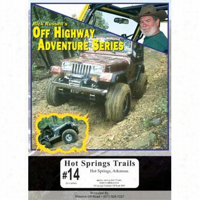 Sidekick Off Road Off-Highway Adventure Series DVD DVD-014 Rick Russell Off-Highway Adventure
