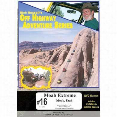 Sidekick Off Road Off-Highway Adventure Series DVD DVD-016 Rick Russell Off-Highway Adventure