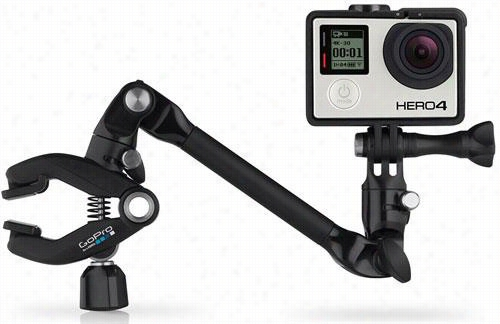 GoPro The Jam Adjustable Music Mount AMCLP-001 Video