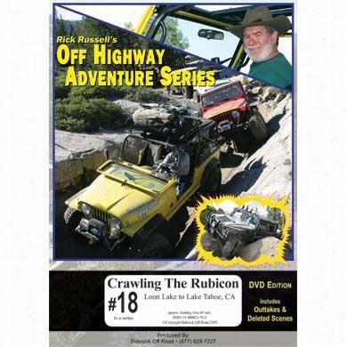 Sidekick Off Road Off-Highway Adventure Series DVD DVD-018 Rick Russell Off-Highway Adventure