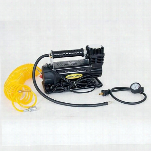 Smittybilt 5.65 CFM Air Compressor 2781 Portable Air Compressor