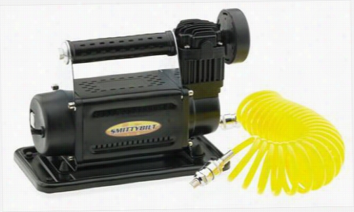 Smittybilt 2.54 CFM Air Compressor 2780 Portable Air Compressor