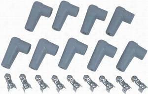 MSD Short HEI Boot Set Spark Plug Boot Kit 8848 Spark Plug Boot Kit