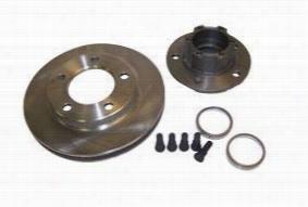 Crown Automotive Hub and Rotor Assembley J5356183 Disc Brake Rotor and Hub Assembly