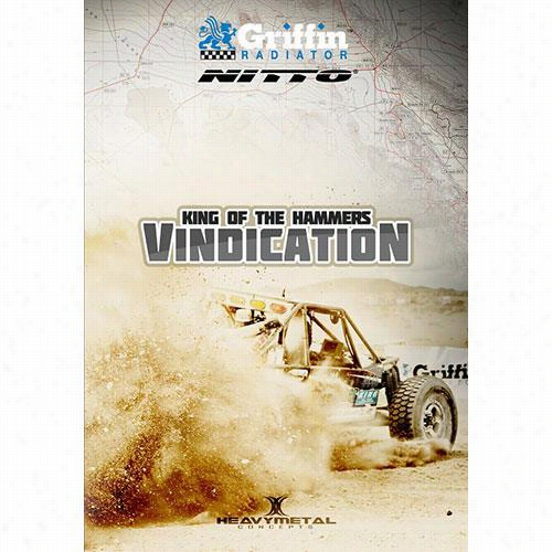 King of the Hammers 2013 King of the Hammers Vindication DVD KOH13 King of the Hammers