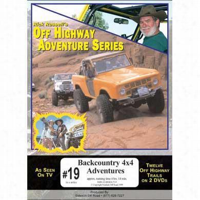 Sidekick Off Road Off-Highway Adventure Series DVD DVD-019 Rick Russell Off-Highway Adventure
