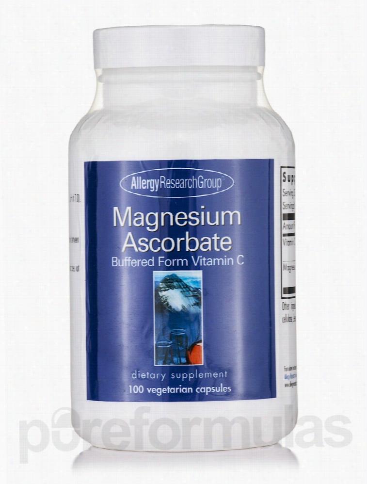 Allergy Research Group Immune Support - Magnesium Ascorbate - 100
