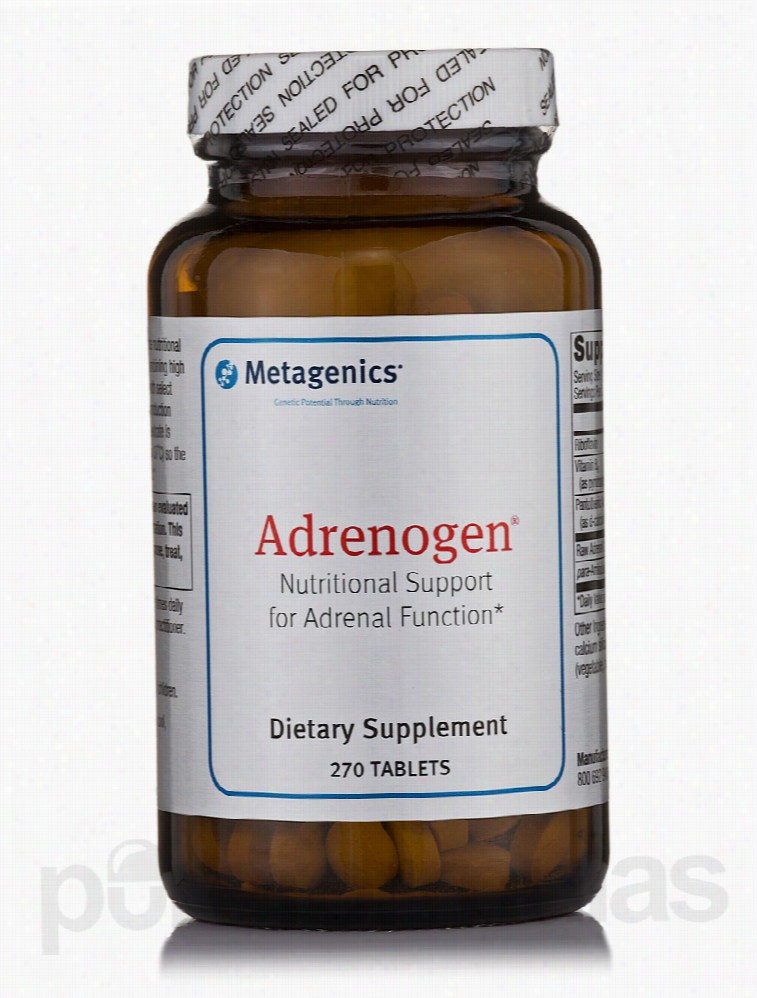 Metagenics Hormone/Glandular Support - Adrenogen - 270 Tablets
