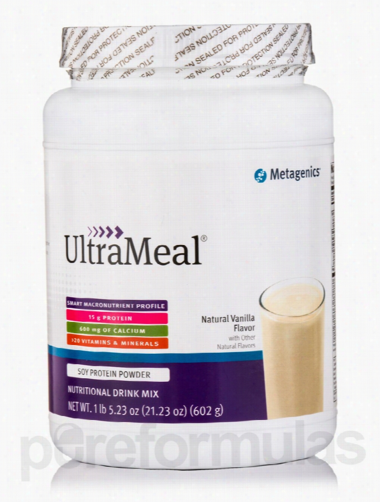 Metagenics Metabolic Support - UltraMeal Nutritional Drink Mix