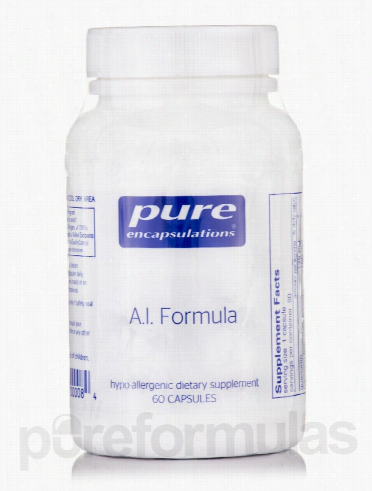 Pure Encapsulations Immune Support - A.I. Formula - 60 Capsules