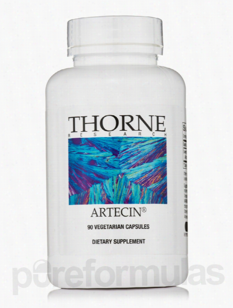 Thorne Research Gastrointestinal/Digestive - Artecin - 90 Vegetarian