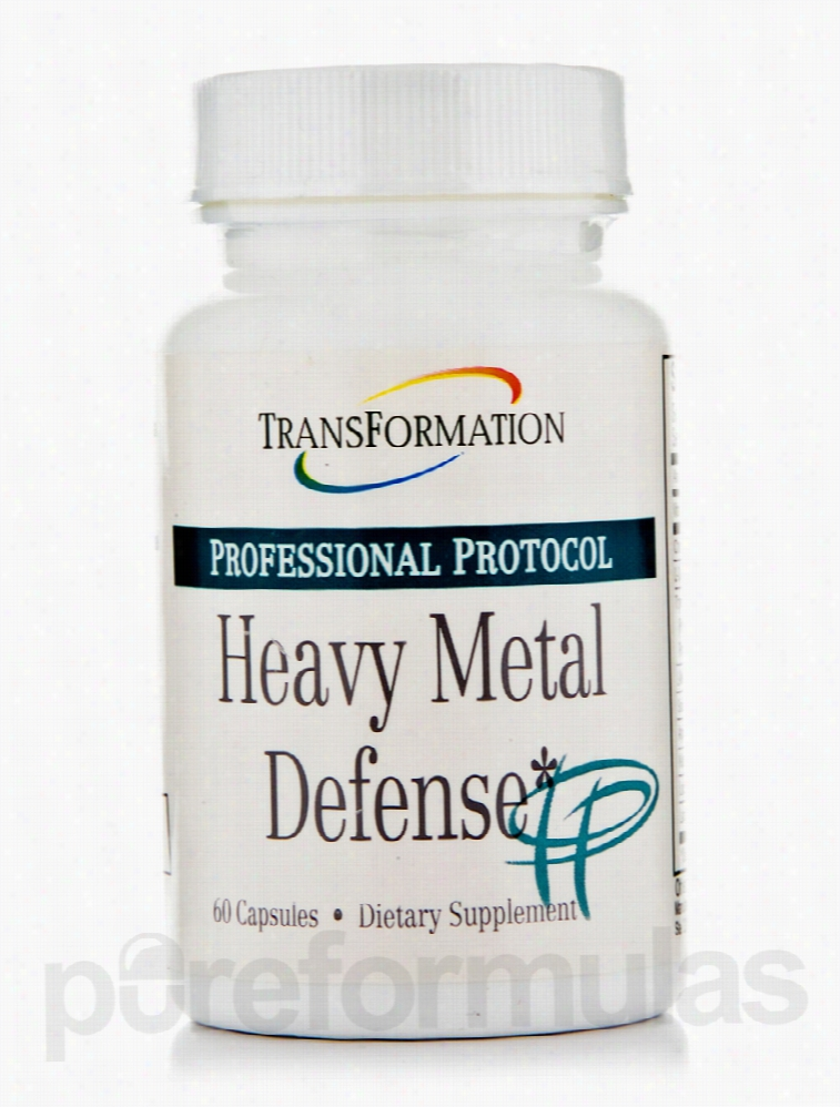 Transformation Enzyme Corporation Cardiovascular Support - Heavy Metal