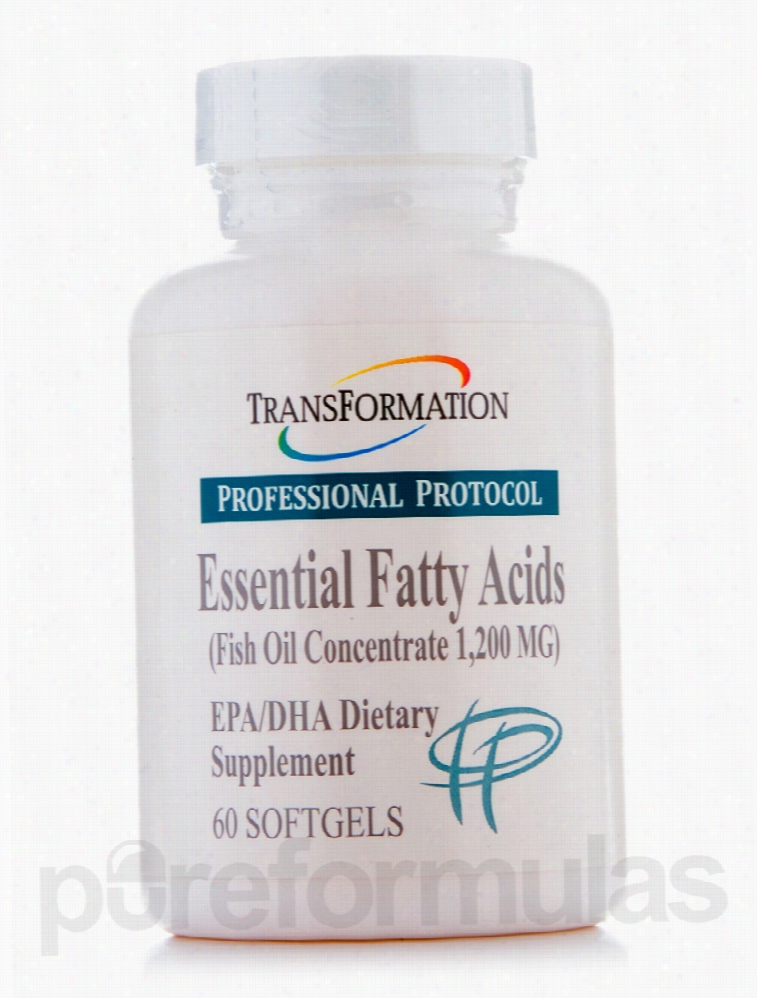 Transformation Enzyme Corporation Essential Fatty Acids - Essential