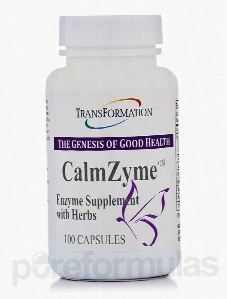 Transformation Enzyme Corporation Immune Support - CalmZyme - 100