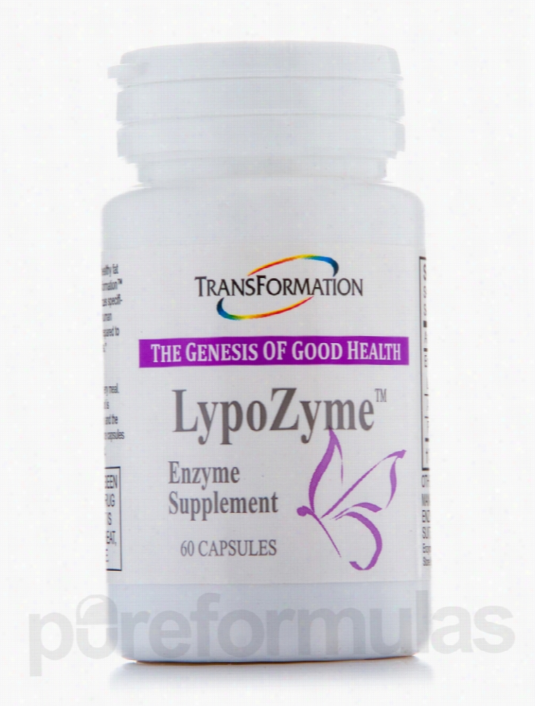 Transformation Enzyme Corporation Immune Support - LypoZyme - 60
