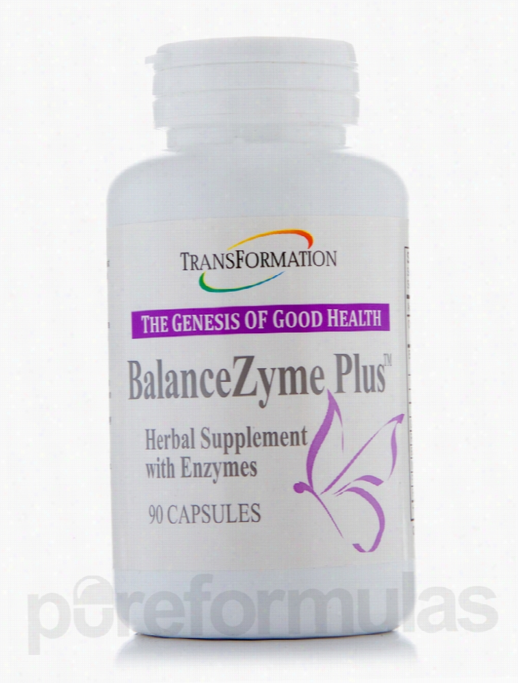 Transformation Enzyme Corporation Metabolic Support - BalanceZyme Plus
