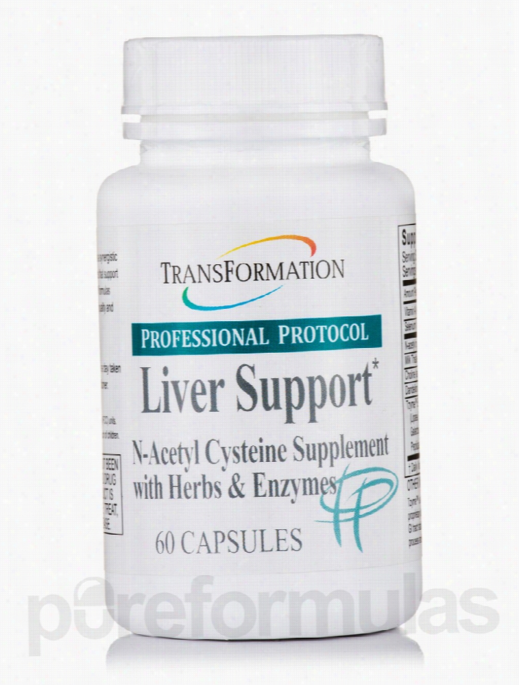 Transformation Enzyme Corporation Metabolic Support - Liver Support -