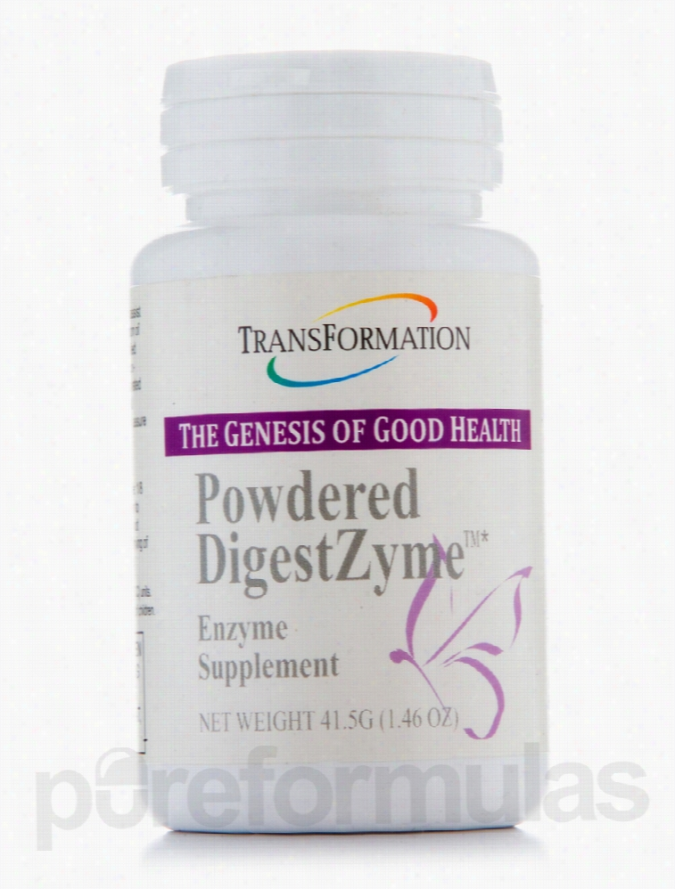 Transformation Enzyme Corporation Metabolic Support - Powdered