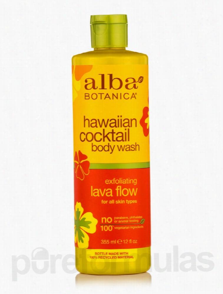 Alba Botanica Skin Care - Natural Hawaiian Cocktail Body Wash