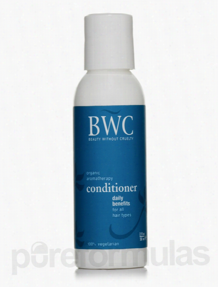 Beauty Without Cruelty Hair - Daily Benefits Conditioner - 2 fl. oz