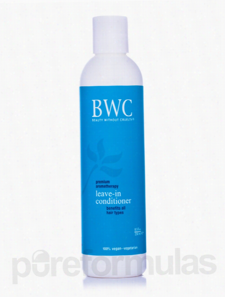 Beauty Without Cruelty Hair - Leave-In Conditioner - 8.5 fl. oz (250