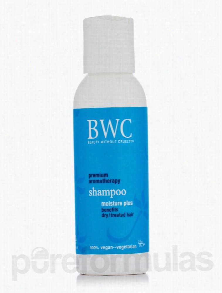 Beauty Without Cruelty Hair - Moisture Plus Shampoo - 2 fl. oz (59 ml)