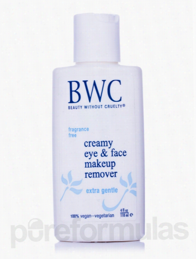 Beauty Without Cruelty Makeup - Extra Gentle Creamy Eye & Face Makeup