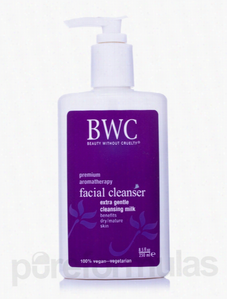 Beauty Without Cruelty Skin Care - Facial Cleanser Extra Gentle