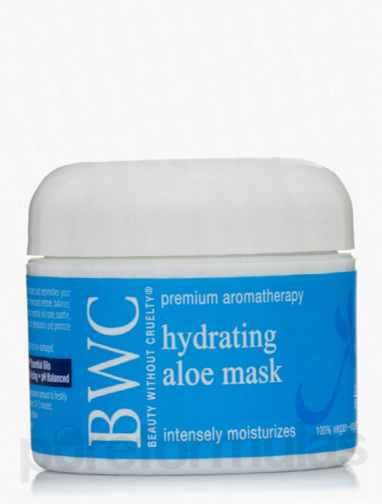 Beauty Without Cruelty Skin Care - Hydrating Facial Mask - 2 oz (56