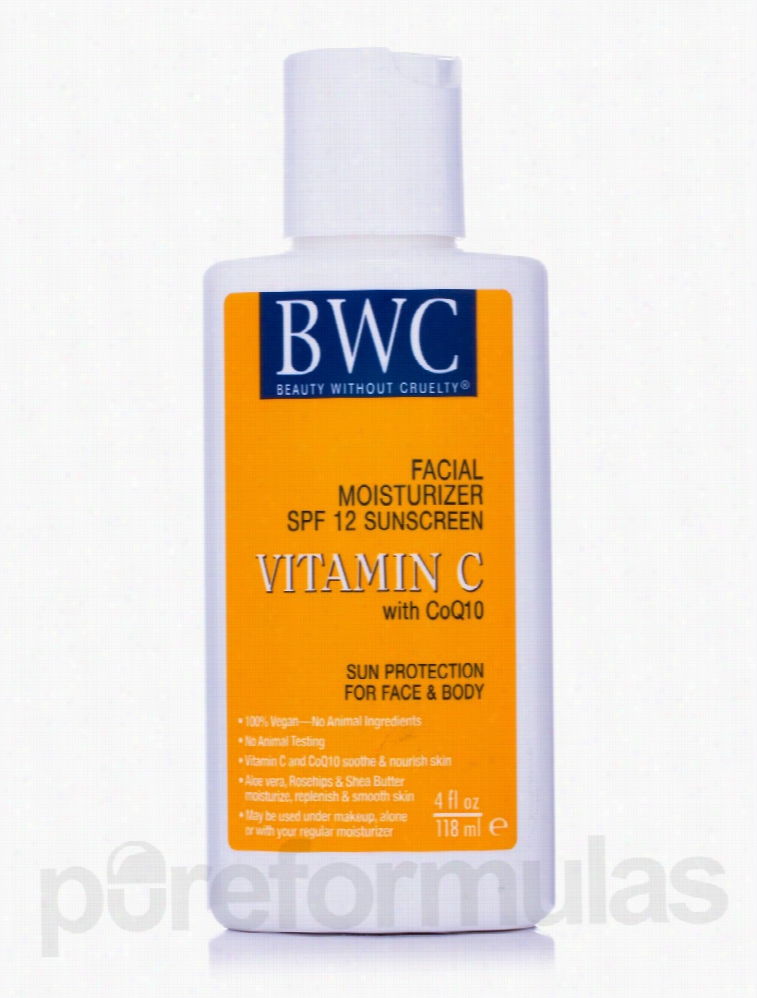 Beauty Without Cruelty Skin Care - Vitamin C with CoQ 10 Facial