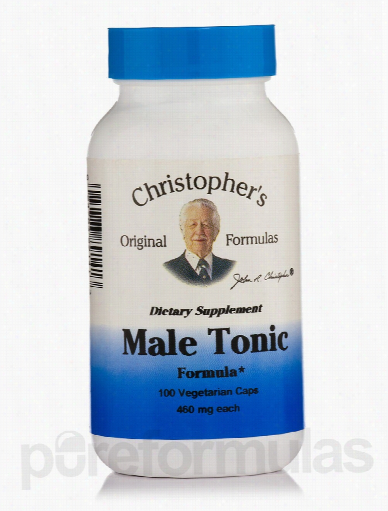 Christophers Original Formulas Herbals/Herbal Extracts - Male Tonic
