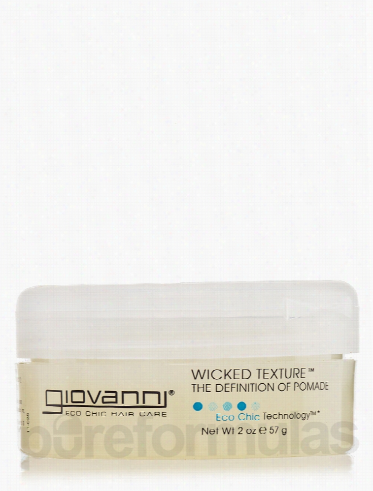 Giovanni Cosmetics Hair - Wicked Texture The Definition of Pomade