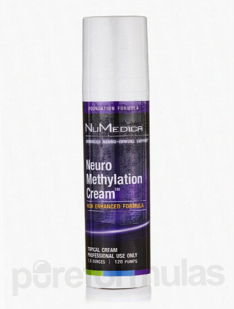 NuMedica Immune Support - NeuroMethylation Cream - 1.8 oz - 120 Pumps