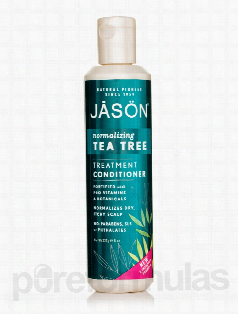 Jason Natural Products Hair - Normalizing Tea Tree Treatment