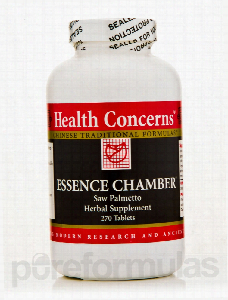 Health Concerns Cardiovascular Support - Essence Chamber - 270 Tablets
