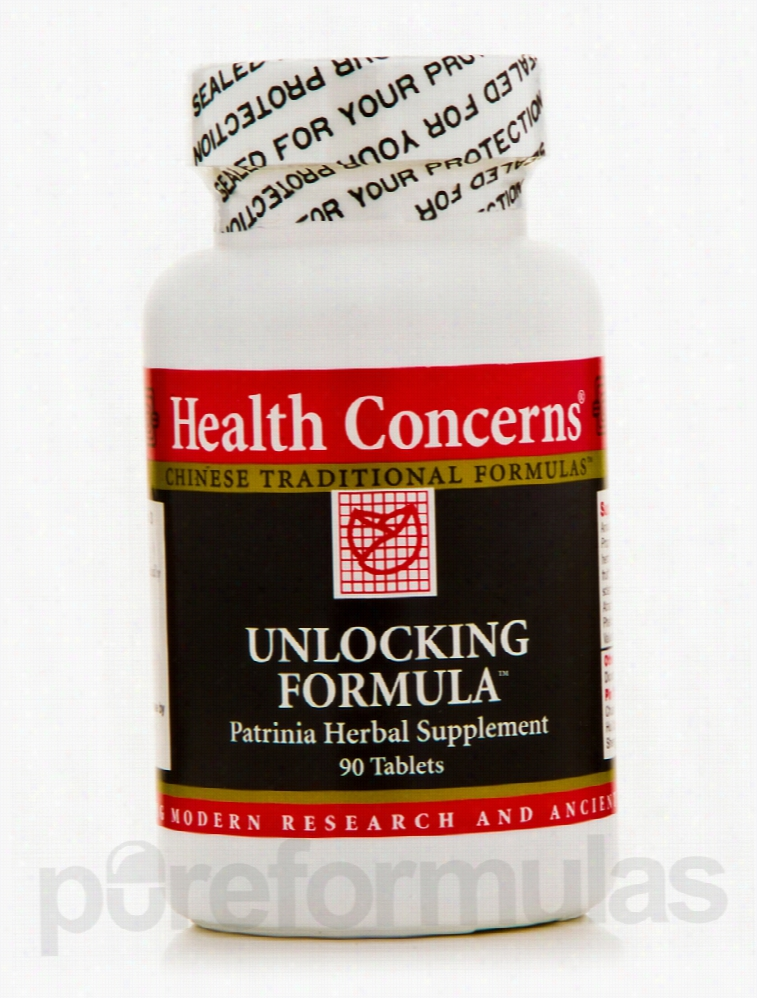 Health Concerns Cardiovascular Support - Unlocking Formula - 90