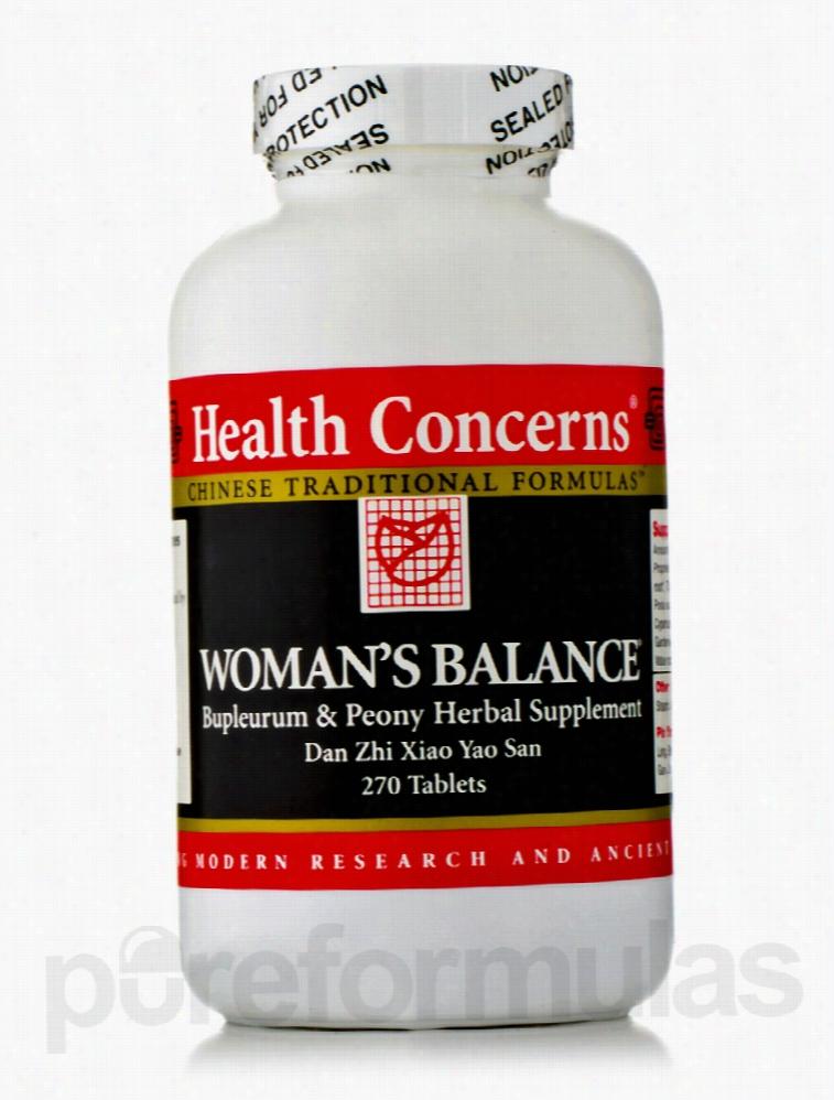 Health Concerns Cardiovascular Support - Womans Balance - 270