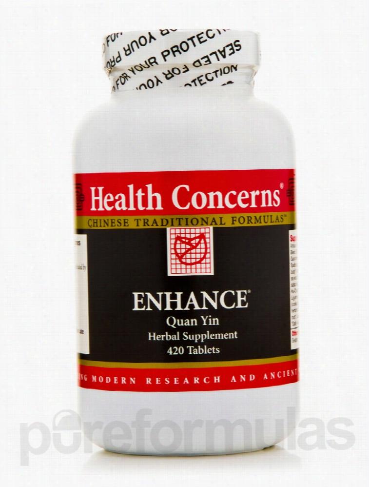 Health Concerns General Health - Enhance - 420 Tablets