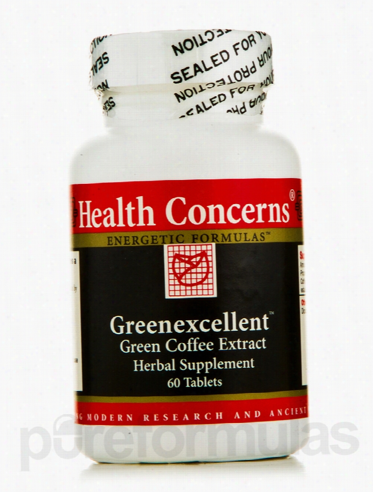 Health Concerns General Health - Greenexcellent - 60 Tablets
