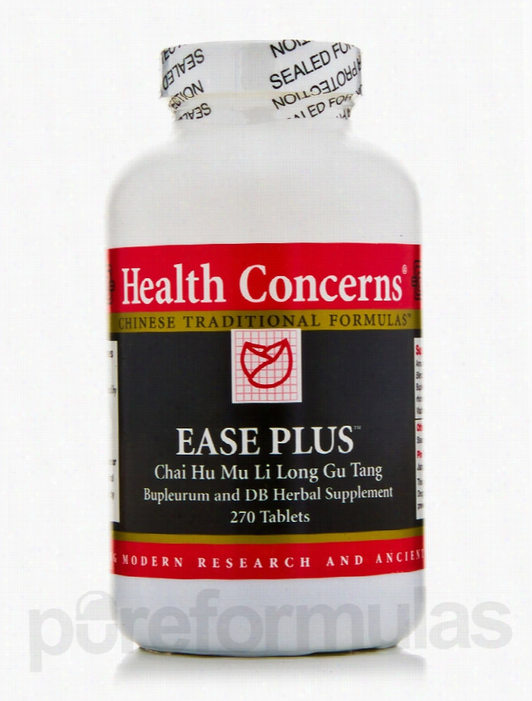 Health Concerns Herbals/Herbal Extracts - Ease Plus - 270 Tablets