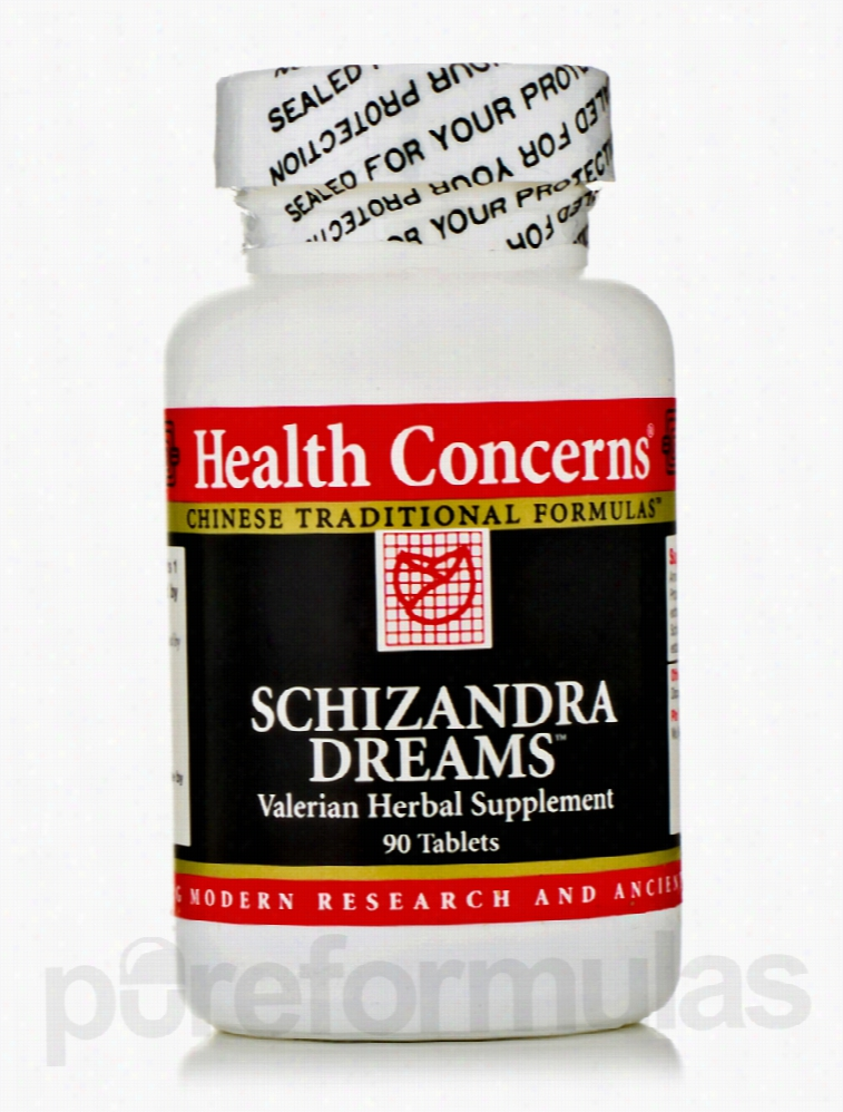 Health Concerns Herbals/Herbal Extracts - Schizandra Dreams - 90