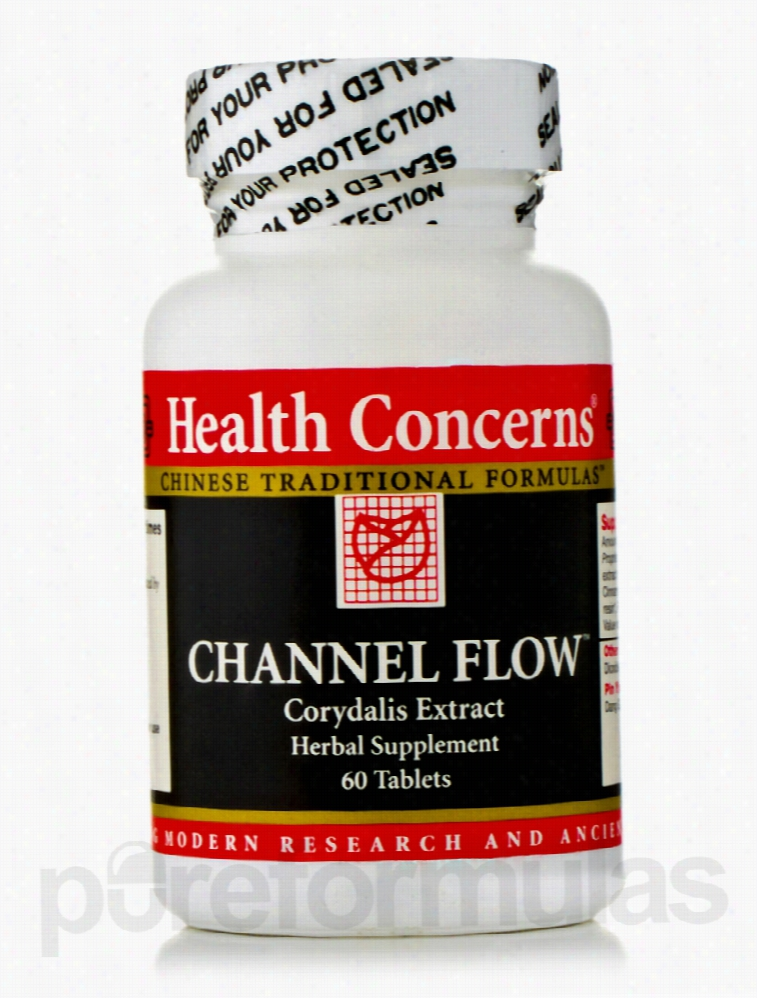 Health Concerns Joint Support - Channel Flow - 60 Tablets