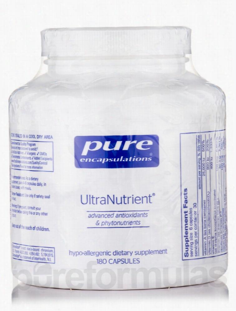 Pure Encapsulations Cellular Support - UltraNutrient - 180 Capsules