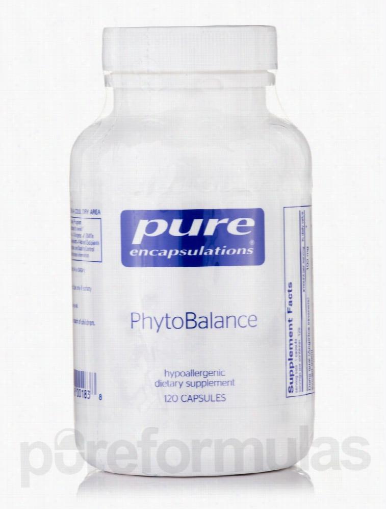 Pure Encapsulations Hormone/Glandular Support - PhytoBalance - 120