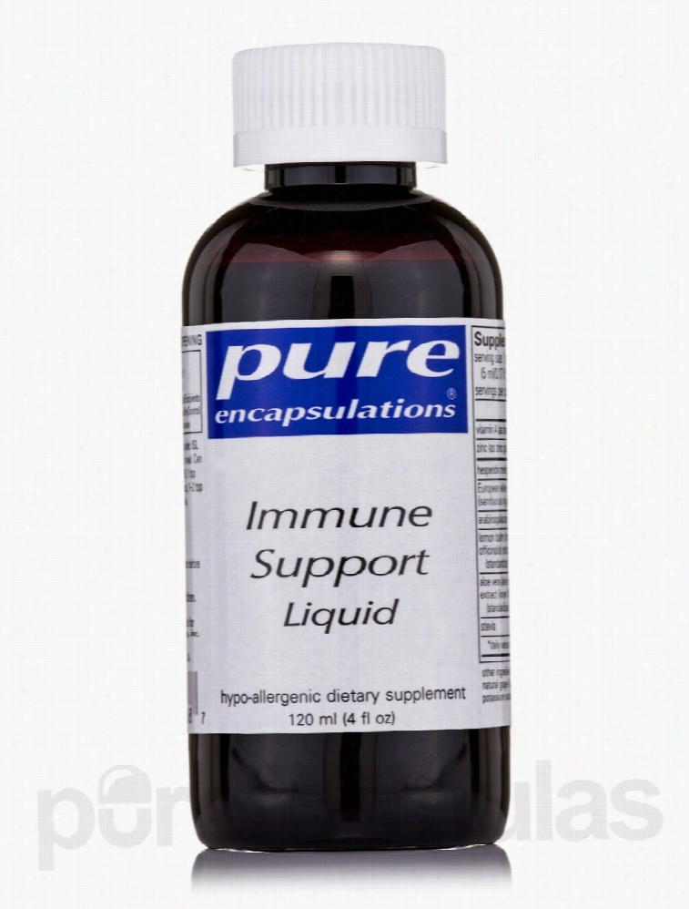 Pure Encapsulations Immune Support - Immune Support Liquid - 4 fl. oz