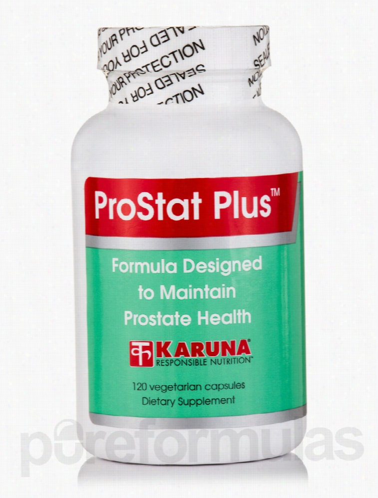 Karuna Health Herbals/Herbal Extracts - ProStat Plus - 120 Vegetarian