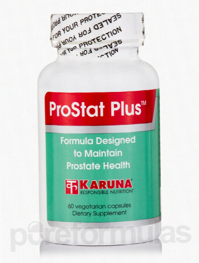 Karuna Health Herbals/Herbal Extracts - ProStat Plus - 60 Vegetarian