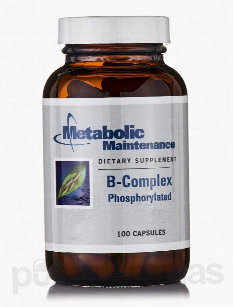 Metabolic Maintenance Cardiovascular Support - B-Complex